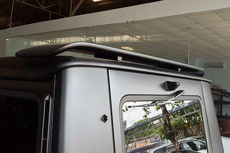 'Hang doc' Mercedes-AMG G63 do Hamann tai Viet Nam - Anh 9