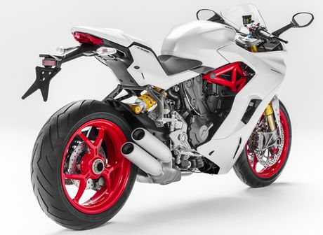 Can canh Ducati Supersport 2017: Chiec xe dep nhat EICMA 2016 - Anh 2