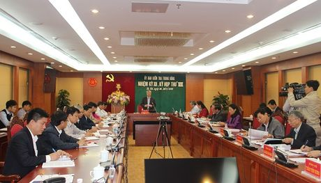 Can bo bi ky luat vu Trinh Xuan Thanh: 'Toi chap hanh quyet dinh cua Dang' - Anh 1