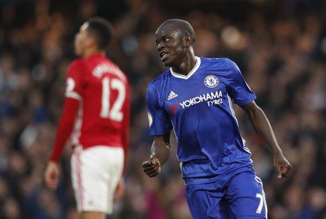 Sang Chelsea, Kante co thoi quen kho bo - Anh 1