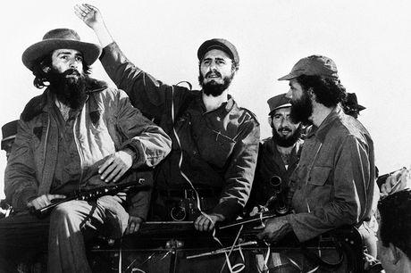 Lanh tu Fidel Castro: Ngon hai dang cua cach mang My Latinh - Anh 1