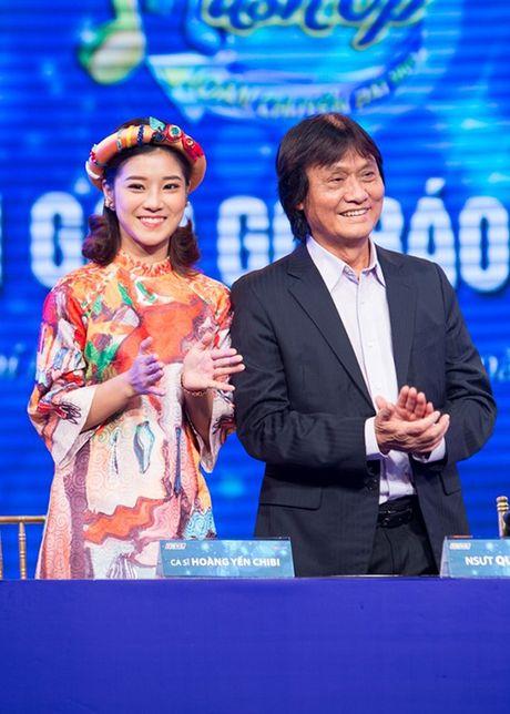 Hinh anh cuoi cung tren san khau cua nghe si Quang Ly - Anh 2