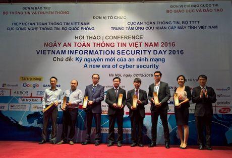 """Ngay An toan Thong tin Viet Nam"" lan thu 9 khai mac tai Ha Noi - Anh 1"