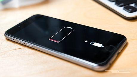 Apple cung cap cong cu kiem tra pin iPhone 6s - Anh 1