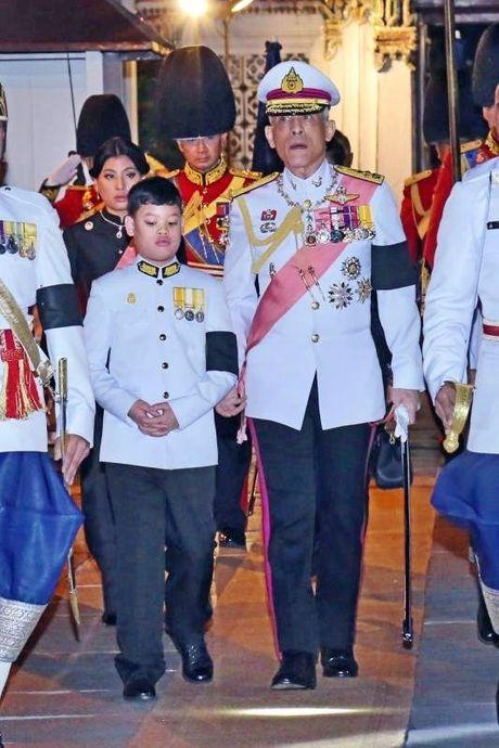 Thai Lan chinh thuc co quoc vuong moi - Anh 3