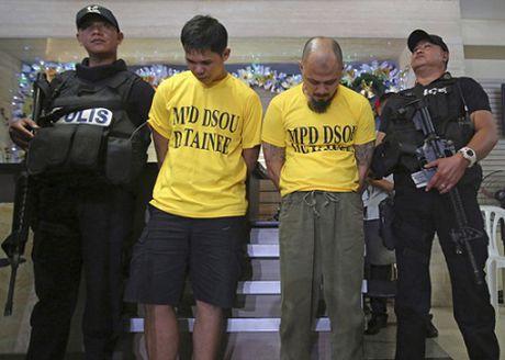 Phat giac khung bo lien quan den IS, Philippines nang canh bao muc cao nhat - Anh 1