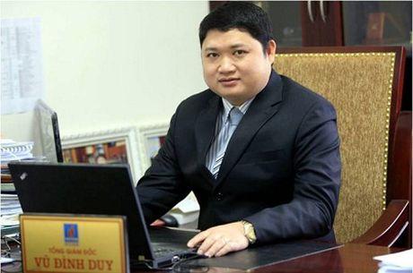 Bo Cong thuong ky luat buoc thoi viec ong Vu Dinh Duy tu 1/12 - Anh 1