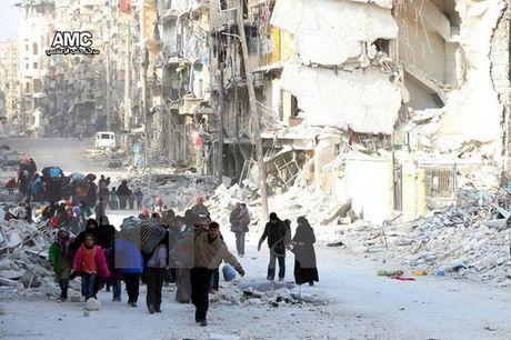Tho Nhi Ky va Nga muon cac ben tham chien ngung ban o Syria - Anh 1