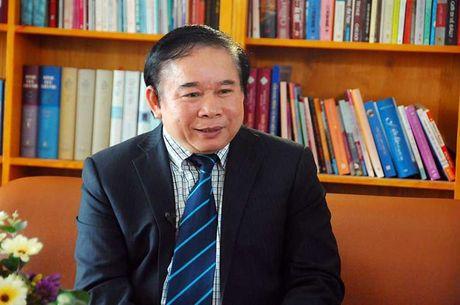 Bo GD - DT khong phat hanh tai lieu on thi THPT Quoc gia - Anh 1