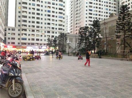 Chung cu 'to kien' 35-40 tang chi chit, do thi mau Linh Dam dang nghet tho - Anh 12