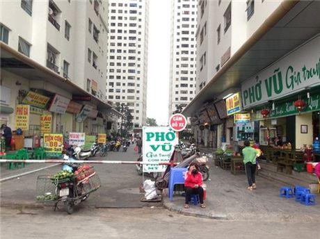 Chung cu 'to kien' 35-40 tang chi chit, do thi mau Linh Dam dang nghet tho - Anh 9