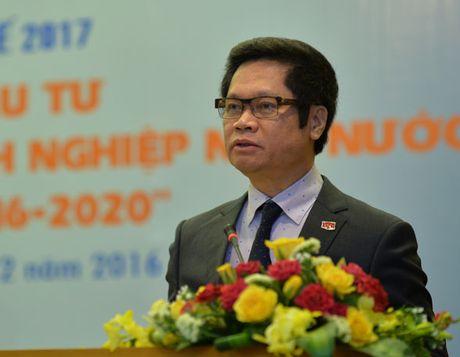 Ong Vu Tien Loc: Tai co cau DNNN cham va khong thuc chat, chi 2% so von NN duoc thoai - Anh 1