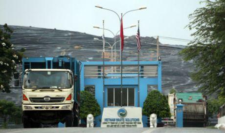 TP HCM: Hon 1.000 ty dong giam o nhiem cho bai rac Da Phuoc - Anh 1