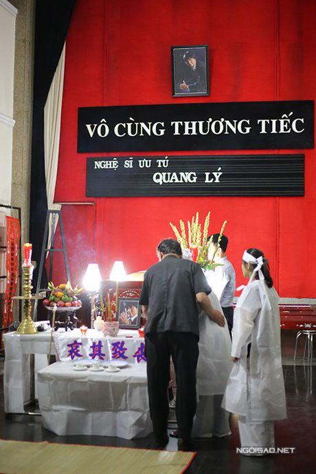 Vo Quang Ly nen dau thuong lo hau su cho chong - Anh 5