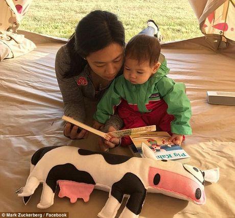 Khong phai nguoi cha nao cung yeu con gai mot cach tuyet voi nhu ong chu Facebook - Anh 8