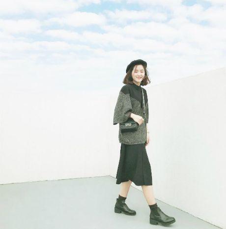 Ankle boots - kieu giay 'can' duoc du kieu trang phuc - Anh 12
