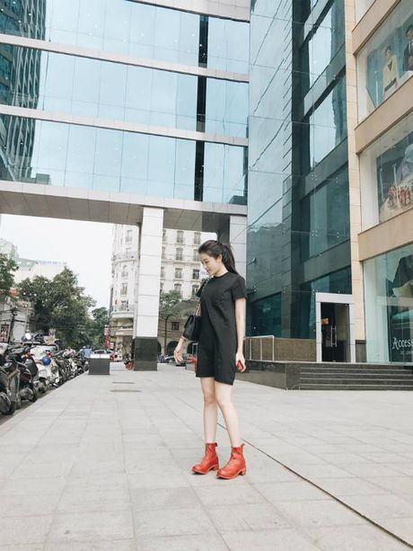 Ankle boots - kieu giay 'can' duoc du kieu trang phuc - Anh 4