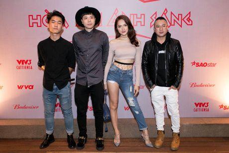 Lo dien dan thi sinh 'khung' cua The Remix mua 3 - Anh 5