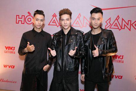 Lo dien dan thi sinh 'khung' cua The Remix mua 3 - Anh 6