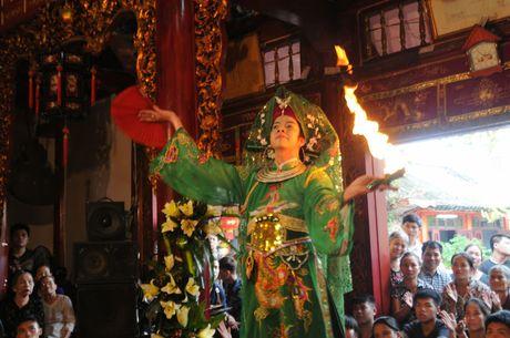 Tin vui tu UNESCO: Tin nguong tho Mau la di san van hoa phi vat the - Anh 1