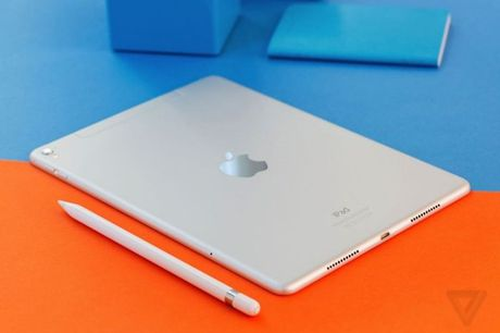 iPad Pro 10,9 inch gan nhu khong vien va loai bo nut Home - Anh 1