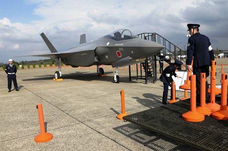 Nhan sieu tiem kich F-35, Nhat Ban chiem the ap dao tren khong voi Trung Quoc? - Anh 3