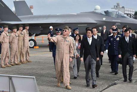 Nhan sieu tiem kich F-35, Nhat Ban chiem the ap dao tren khong voi Trung Quoc? - Anh 4
