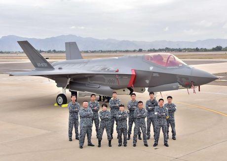 Nhan sieu tiem kich F-35, Nhat Ban chiem the ap dao tren khong voi Trung Quoc? - Anh 5