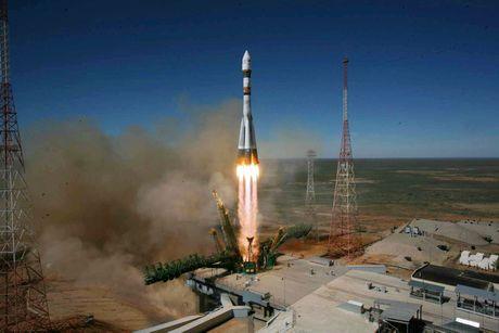 Nga: Chay tau cho hang len ISS - Anh 1