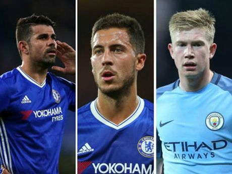Dream team Man City – Chelsea: Xanh London phu bong - Anh 1