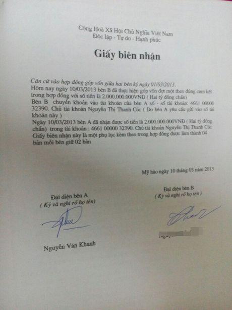 Hung Yen: DN loi dung tin nhiem keu goi gop von 3 ty dong roi 'chay tron'? - Anh 4