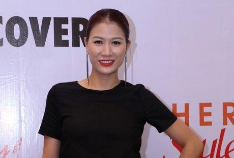 Trang Tran thua nhan 'dao keo' sau khi sinh con - Anh 1