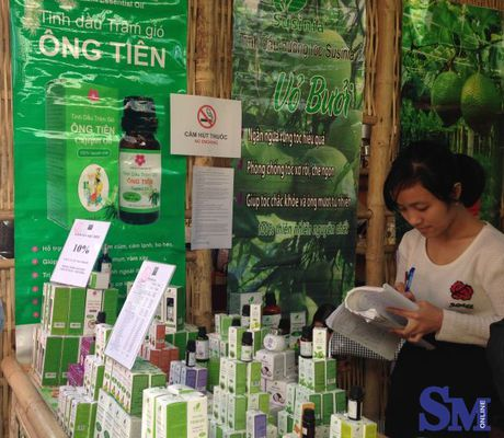 Hoi cho dac san vung mien Viet Nam 2016: Luong doi nhung chat chua doi - Anh 10