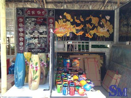 Hoi cho dac san vung mien Viet Nam 2016: Luong doi nhung chat chua doi - Anh 8