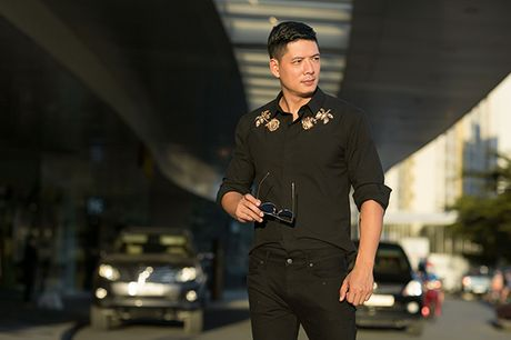 Binh Minh khong the roi mat khoi quy co Trang Nhung - Anh 8