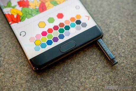 Samsung bat dau khoa mang Galaxy Note 7 tai Uc - Anh 1