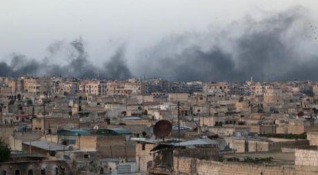 Noi day Syria lap lien minh moi, tu thu dong Aleppo - Anh 1