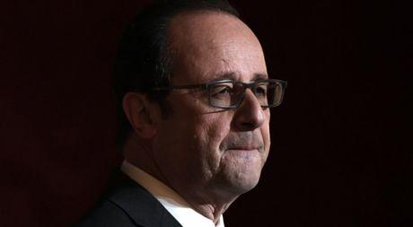 Tong thong Phap Francois Hollande quyet dinh khong tai tranh cu - Anh 1