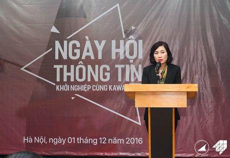 Phat dong cuoc thi 'Khoi nghiep cung Kawai 2017' - Anh 2