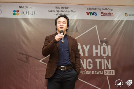Phat dong cuoc thi 'Khoi nghiep cung Kawai 2017' - Anh 3