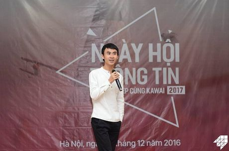 Phat dong cuoc thi 'Khoi nghiep cung Kawai 2017' - Anh 4