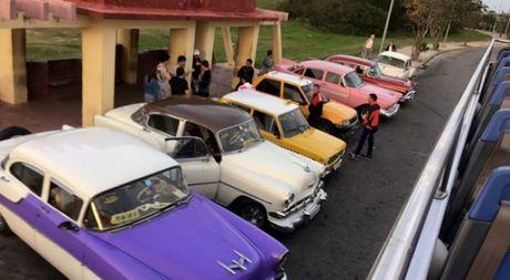 Dieu bat ngo o Cuba... - Anh 1