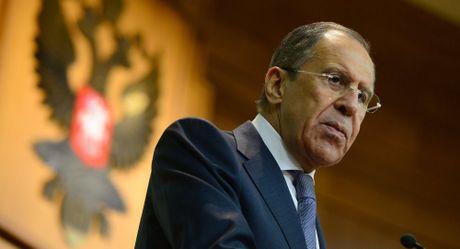 Ong Lavrov: Nen kinh te Nga dung vung, bat chap lenh trung phat - Anh 1
