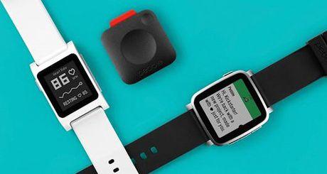 Tung duoc ga ban toi 740 trieu USD, startup Pebble de Fitbit mua lai voi gia bang 1/10 - Anh 1