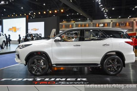 Ngam ban do cua Toyota Fortuner the he moi - Anh 10