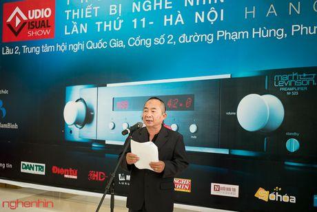 Thuong thuc va lua chon dan hi-end dip cuoi nam tai Ha Noi AV Show 2016 - Anh 3