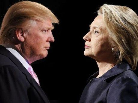 Luong phieu bau pho thong cho ba Clinton ngay cang tang - Anh 1
