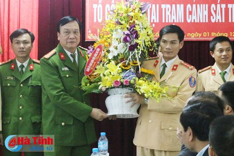 Ra mat to cong tac Tram Canh sat Thien Cam - Anh 1
