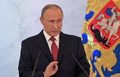 Thong diep lien bang cua Putin: Mot chinh sach doi ngoai 'khac biet' - Anh 1