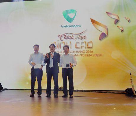 "Vietcombank so giao dich to chuc thanh cong hoi nghi khach hang than thiet nam 2016 voi chu de ""Chinh phuc dinh cao"" - Anh 2"